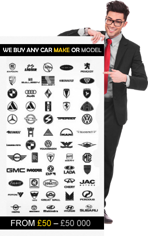We Buy Any Car Make or Model